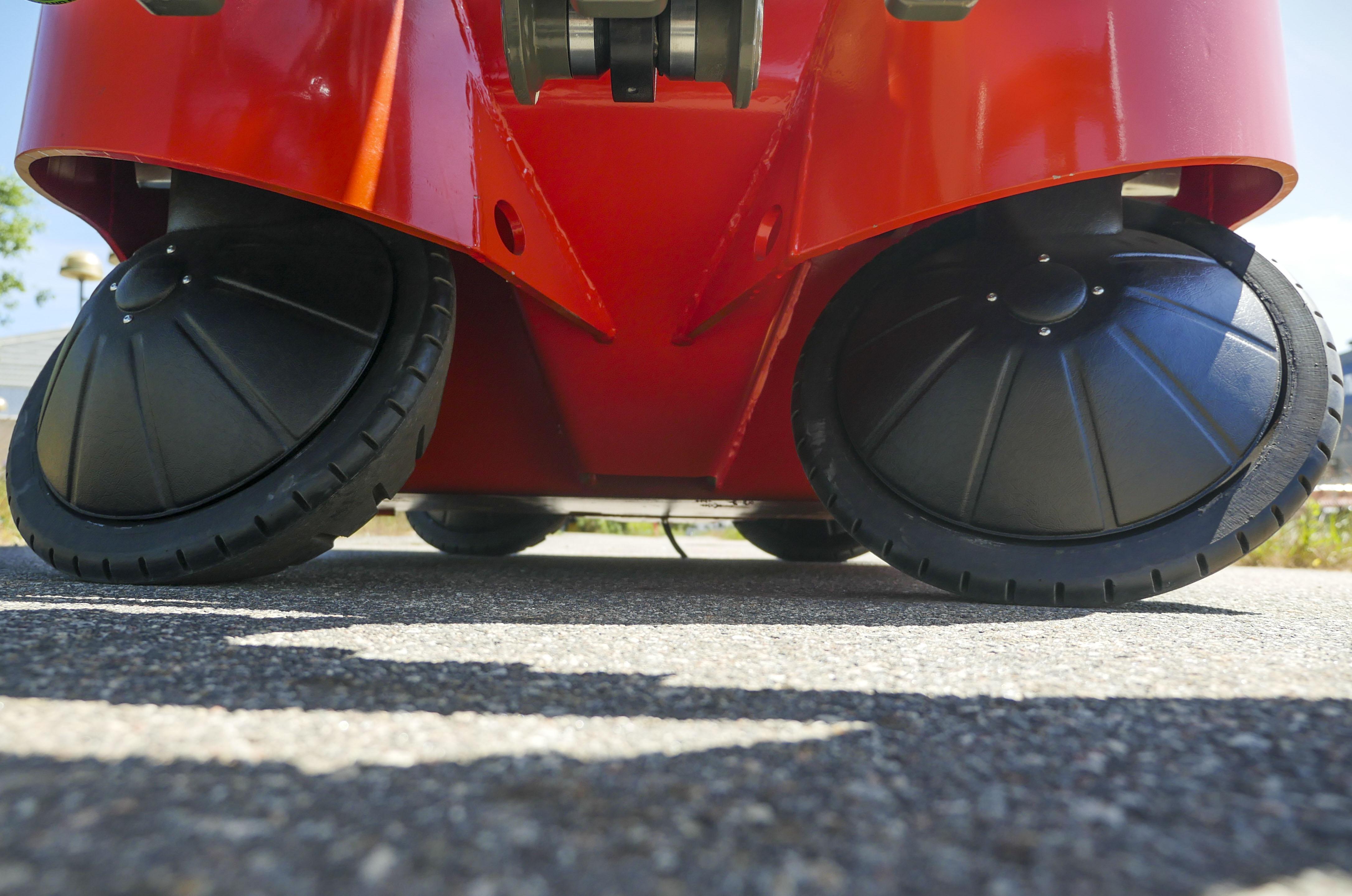 maxtruck hjul